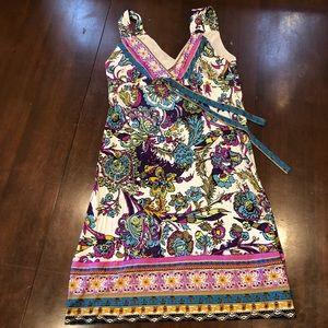 HALE BOB 100% silk dress